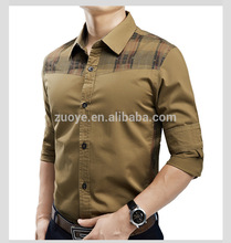 slim fit con camisas camiseta personalizada para camisas de lino y casual camisa de manga larga