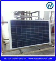 shipping from china 5 units poly solar pv panel 500w solar panel