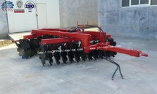 Farm high quality offset heavy disc harrow implement for sale