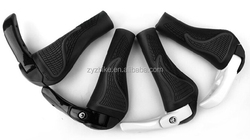 BMX /MTB Rubber Grips Cycling Bicycle Lock on Handlebars Grips