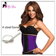 Sexy Shaping Underwear For Women Hot Shapers Latex Waist Cincher Sport Dresss Shapewear Belt