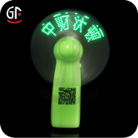 Electronic Gift Items New Products 2015 Good Quality Flashing Mini Fan