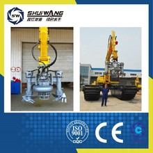 China best 5hp pump submersible pumps for sale with low price installation front of dredger ship/amphibious excavator