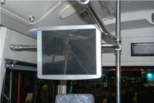 """(15""""17""""19""""22""""26"""") wifi 3g led lcd mount indoor advertising display for bus"""