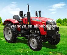 50-70hp 4 * 4 tractor con la certificación CE