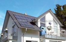 10kw aluminum solar mounting structure