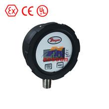 Digital pressure gauge gas liquid used high accuracy