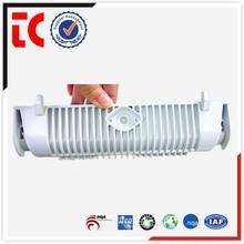 Customize high quality aluminium die cast Square white light heat sink / Aluminum die cast in China