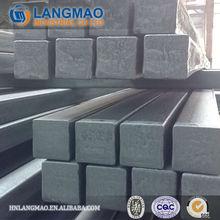 50mm-180mm square steel bar steel billet price