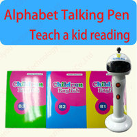 Educational Toys for Preschoolers Digitals English Translation Pen