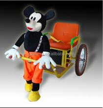 kids animal rocker machine/kiddie rocker rides