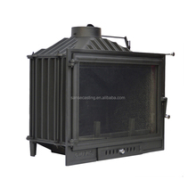 Factory direct selling free standing cast iron fireplace (BSC328)