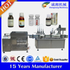 High squality Auto syrup filling machine in pharmaceutical industry