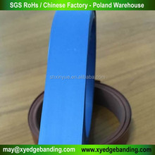 2mm solid color furniture pvc edge banding