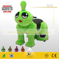 The cheapest plush animal ride china motorcycles sale