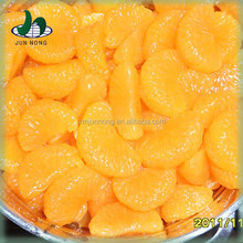 Factory price of Chinese canned green citrus fruit