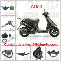 AD50 scooter parts