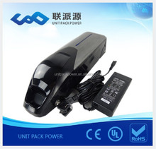 deep cycle 36v 13ah li-ion battery electric scooter with usb port +charger