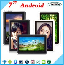 """Cheapest 7"""" Super Smart Tablet Pc Android 4.4 Support Wifi Camera And GPS"""