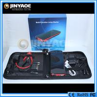 Heavy duty jump starter atv jumper jump start car battery booster pack