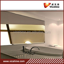 home decoration standing aluminum mirror jewelry armoire