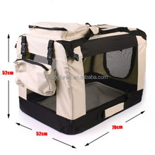 Portable Pet Home Dog House Puppy Soft Kennel Crate Cage Carry Travel Bag