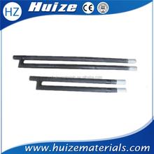 Silicon Carbide Gun Type Electric Heating Element 2kw Heating Tube SiC
