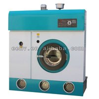 Closed cooling system,large distillation box Full Automatic Dry Cleaning Machine