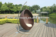 C057 sexy hanging baskets/Outdoor Rattan Hanging Swing/The island planet
