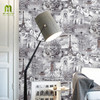 Interior Wall Decor PVC Waterproof Wallpaper