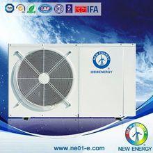 Pool system heating of newly air source sauna heat pump-ce quick heat