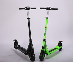 One of the lightest electric kick scooter folding electric scooter for adults e-twow mini electric scooter