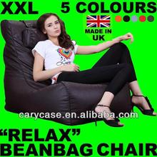 XL 5 colors available bean bag armchair, adults outdoor beanbag sofa seat