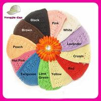 High quality handmade crochet kufi hats for adults