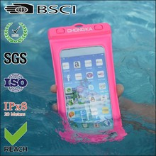 Unique waterproof phone cases for samsung galaxy note 3 with ipx8