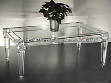 tabla de cena de acrílico