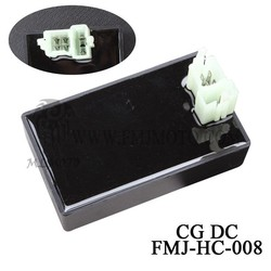 motorcycle CDI for CG150 (DC CDI) in FMJ MOTO