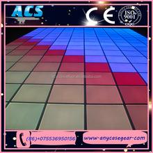 ACS led aluminum alloy full color led dancing floor