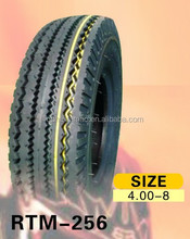 high quality tricycle tire 4.00-8