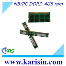 100% full compatible desktop/laptop memory 1gb 2gb 4gb 8gb ram ddr3 in good condition