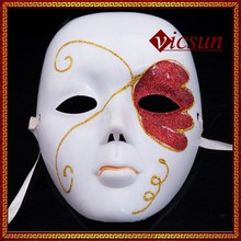 PAR-095 Yiwu Caddy Hot sell venice masquerade costume handmade paint party full face mask