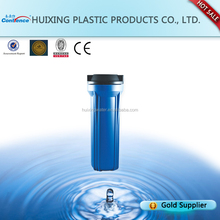 plastic reverse osmosis spare parts installed in water purifier
