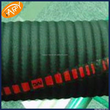 high pressure smooth/cloth cover 2 inch rubber hose