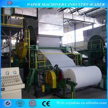 1880mm Paper Napkin Making Machine Price, Tissue Paper Manufacturing Equipment