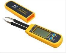 smd tweezer Capacitance Resistance Diode Tweezers Test Pen Multimeter SMD Meter