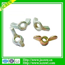 Galvanized White Wing Nut