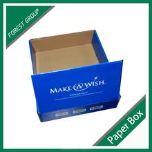 DECORATIVE CARDBOARD DISPLAY BOX CHAMPIONSHIP DISPLAY BOX CUSTOM MADE