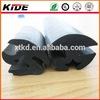 EPDM Glass glazing rubber gasket