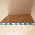Nano pvdf de aluminio del panel de nido de abeja/aluminio núcleo de nido de abeja en china 2014 caliente de ventas