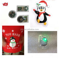 Customized musical christmas lights for children christmas clothing